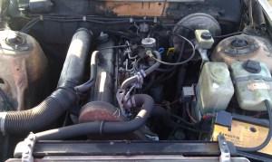 Volvo 244 diesel
