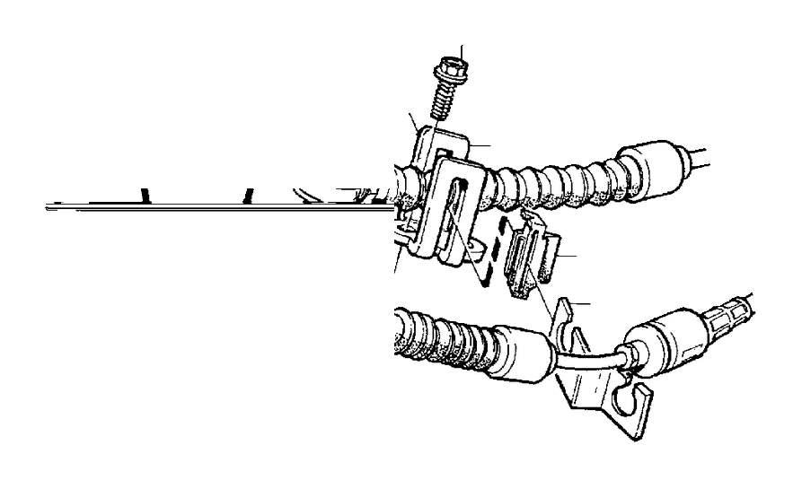 Volvo C70 Rubber damper. Manual, Gearbox, Transmission