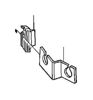 1999 Volvo S80 Rubber Damper. Manual Gearbox. Manual