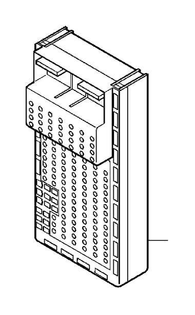 2004 Volvo XC90 Electronics Box. Control Units. Electronic