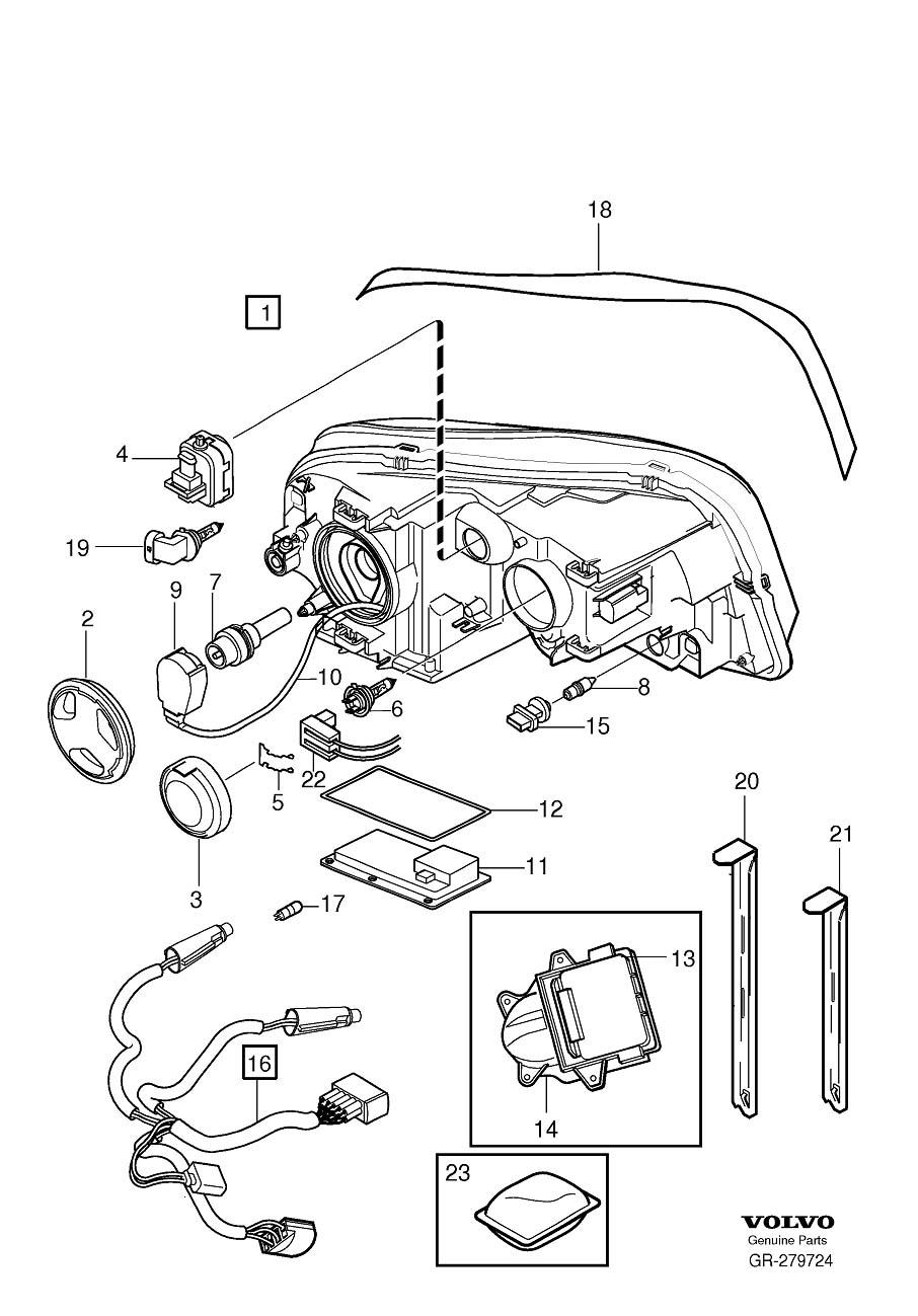 [DIAGRAM] 04 Volvo Xc90 Wiring Diagram FULL Version HD