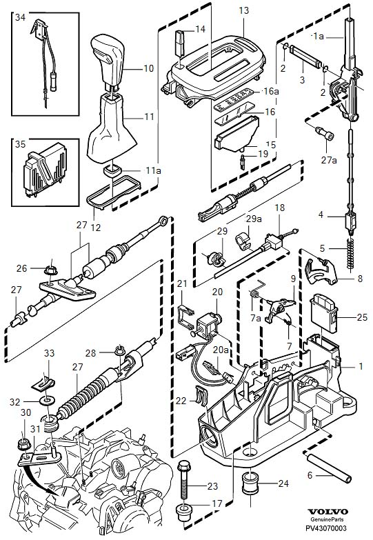 direct shift gearbox diagram