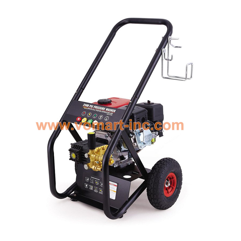 Vtd 2500gfb 170bar Gasoline High Pressure Car Wash Machine Vomart