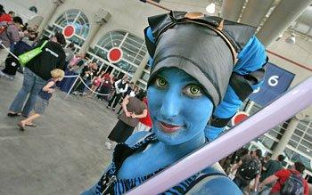 Blue dork