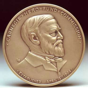 Carnegie Hero Fund Medal
