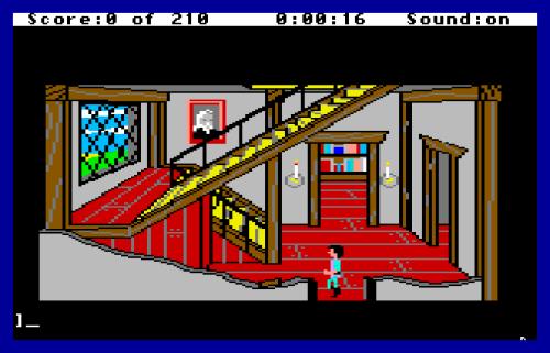 King's Quest III - Apple IIGS