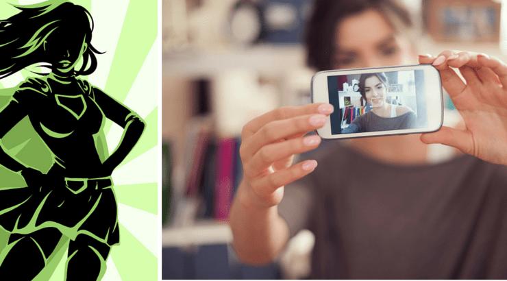 Snapchat, Beme: Vergänglichkeit ist Trend