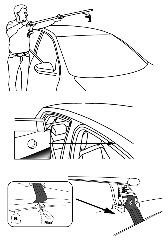 Baca Aurilis Original Citroen C4 Picasso (Combi 5 Puertas