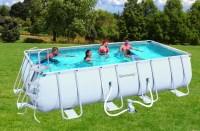 Bestway 56223GS Schwimmbad 549x274x122cm Komplettset ...