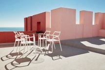 Delta Chair With Arms Jorge Pensi Chairs - Vondom