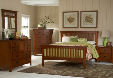 Mission Style Bedroom Furniture Sets