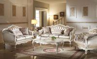 Von Furniture | Chantelle Formal Living Room Set in White