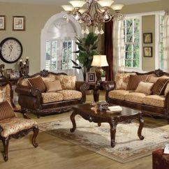 Queen Anne Living Room Sets Decorating Ideas Sage Green Von Furniture Remington Formal Set