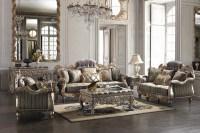 Covina High End Formal Living Room Set   Von Furniture