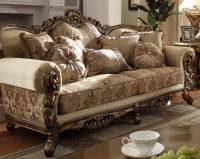 Golden Victorian Formal LIving Room Set | Free Shipping