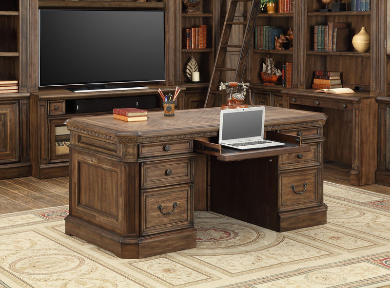 Von Furniture  Aria Executive Desk