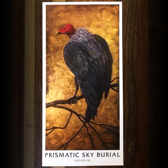 Prismatic Sky Burial