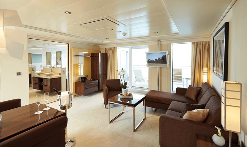 VONsociety: Cruise, Europa 2, Grand Penthouse Suite