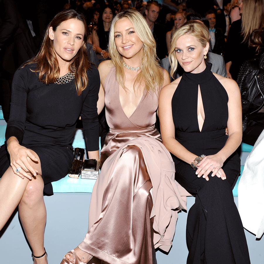 VONsociety: Tiffany, Jennifer Garner, Kate Hudson and Reese Witherspoon © 2016 Donato Sardella