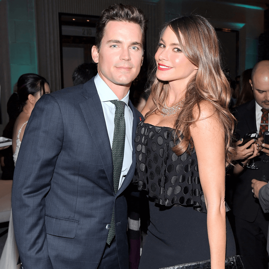 VONsociety: Tiffany, Matt Bomer, Sofia Vergara © 2016 Getty Images