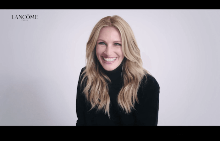 INTERVIEW: JULIA ROBERTS FAST & CURIOUS