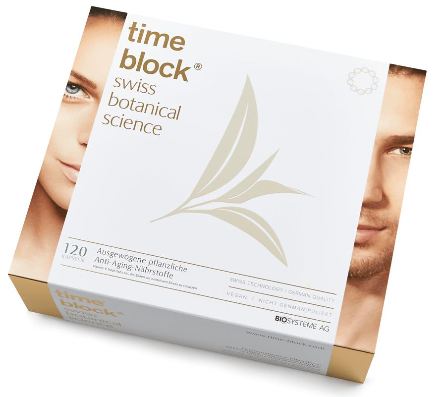 VONsociety: Timeblock, 2-Monatsbackung