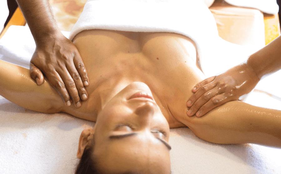 VONsociety: Resort Svata Katerina, Ayurveda Massage © Resort Svatá Katerina