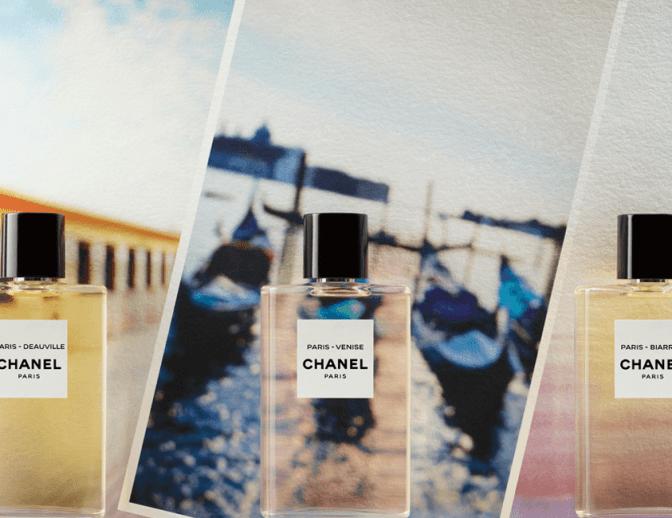 Les Eaux de Chanel: Duftende Urlaubsgrüße