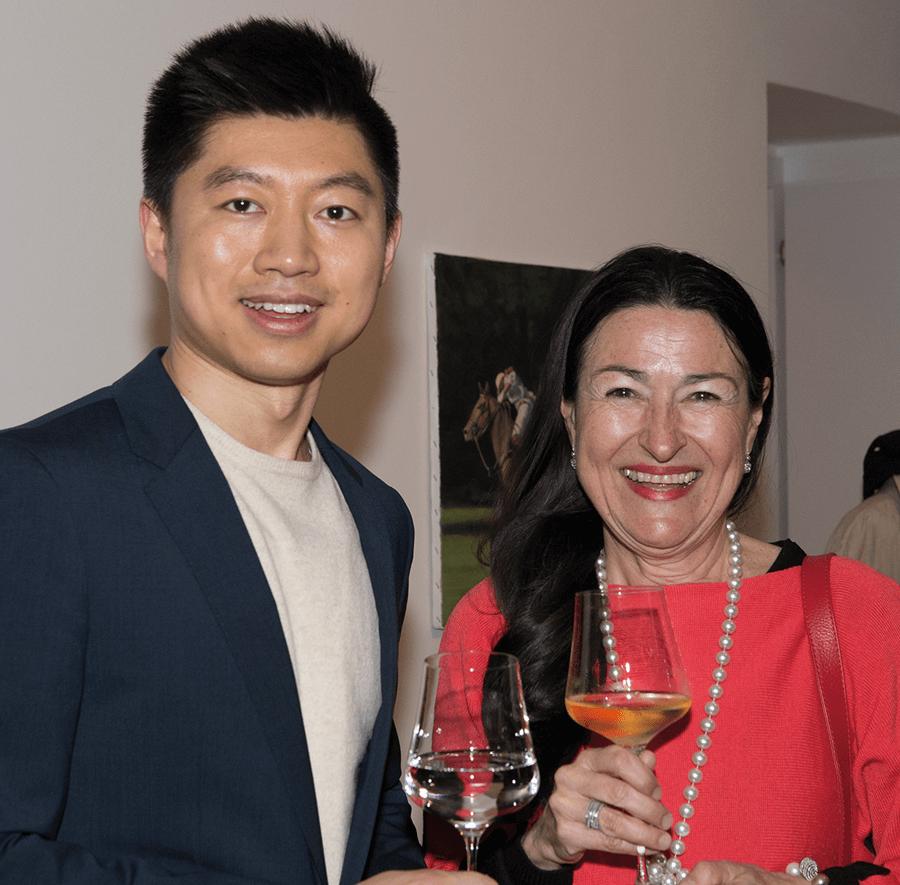 VONsociety: Open House, Li Yan, Christa Kastinger-Mayr © Katharina Harris