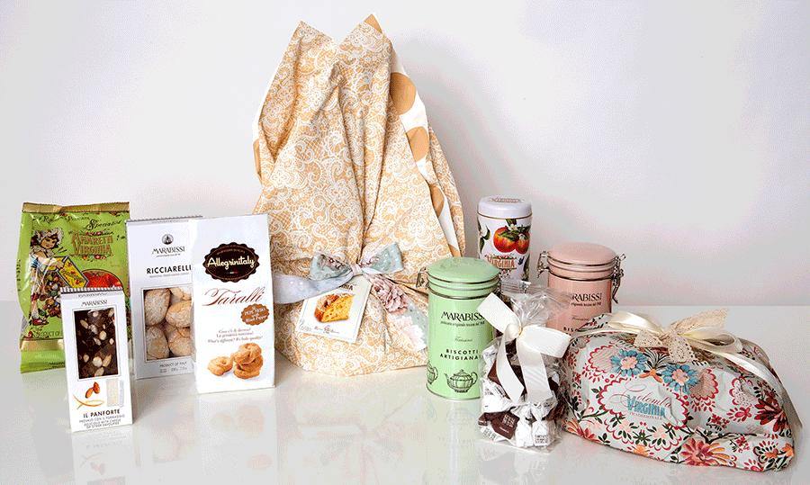 VONsociety: Süße Muttertagsgeschenke von Casa Delizia: Panettone, Mandelgebäck, Colombe, Cicoccolato, alles in Geschenkverpackung