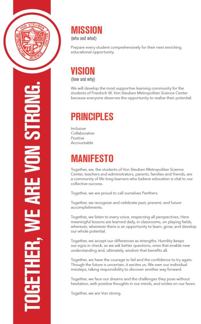 Home Mission Vision Friedrich Von Steuben Metropolitan Science Center