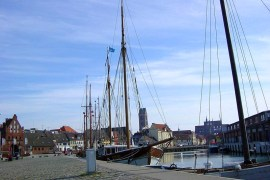 Wismar - David Friedrich von Wachenfelt, née Wachenhusen