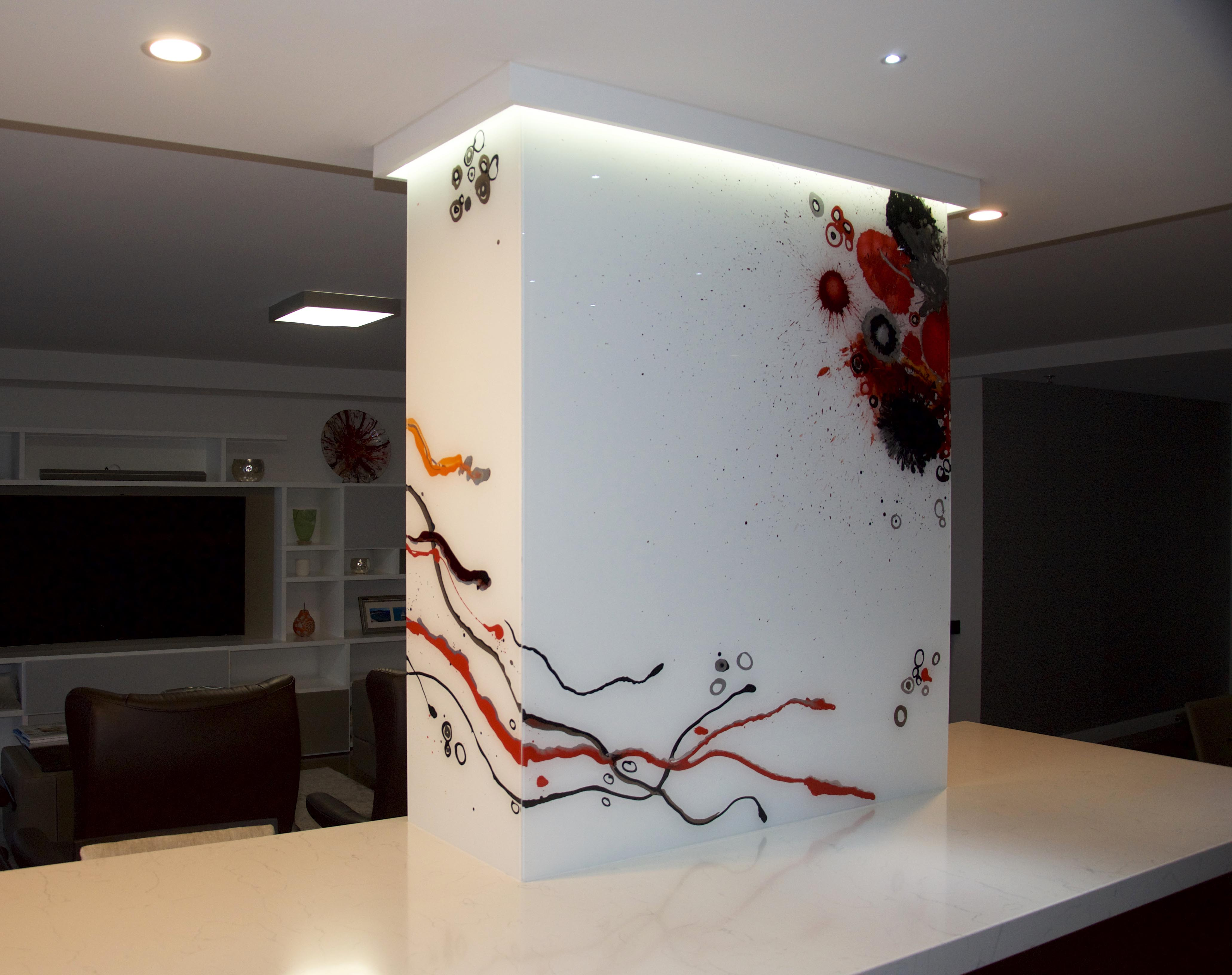 Glass Wall Cladding  Brisbane and Gold Coast  Voodoo Glass