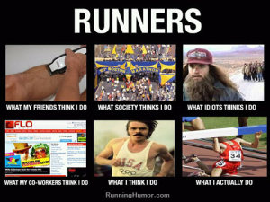 runner stereotypes