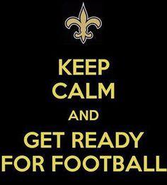 keep calm football season