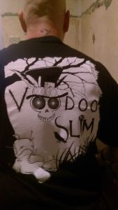 Voodoo Slim Tee fan