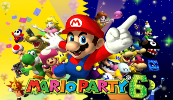Mario Party 6 (GameCube) Review