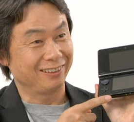 """Miyamoto concentrating on new ideas, seeking """"that one big hit"""""""