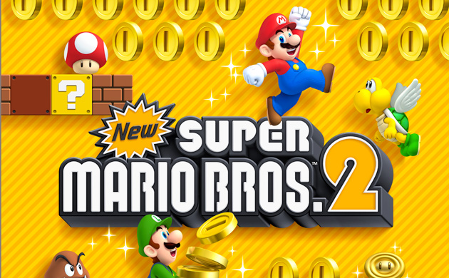 E3 2012: New Super Mario Bros. 2 Features Co-Op for Main Game
