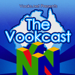 Vookcast Episode 64 – Nintendo 64 Memories, Project Zero 2, Theatrhythm and Hunger