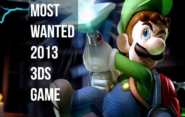 Vooks GOTY 2012: Most Wanted Nintendo 3DS Game for 2013 (so far)