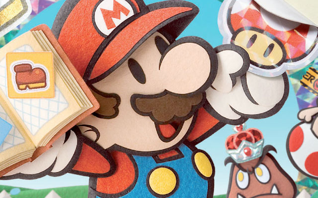 Paper Mario: Sticker Star (3DS) Review