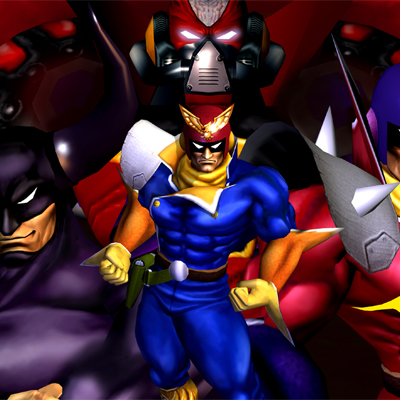 F-Zero still has a hazy role in Nintendo's future