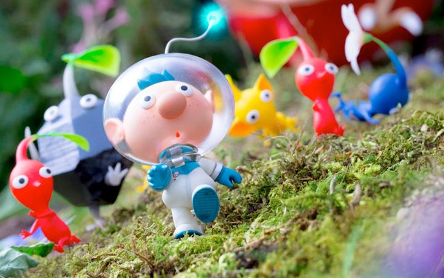 New Pikmin 3 mission stages DLC released on the eShop