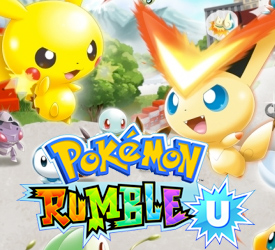 Pokemon Rumble U heads to the eShop on August 15th
