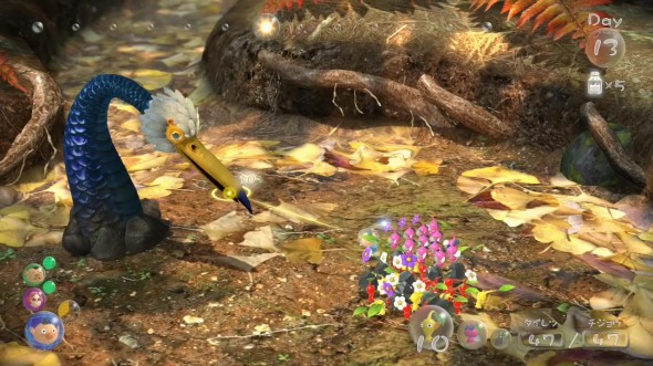 Pikmin 3 Wii U Review Vooks
