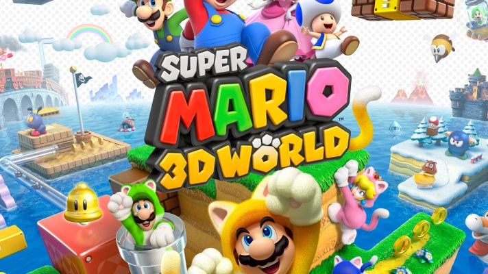 Video: First Super Mario 3D World commercial is Cat-tastic