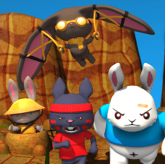 Nnooo announces Blast 'Em Bunnies for 2014