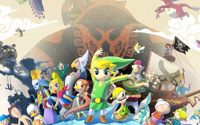 The Legend of Zelda: The Wind Waker HD (Wii U) Review