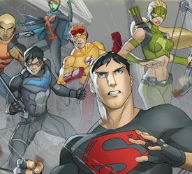 Young Justice: Legacy cancelled on Wii U and Wii